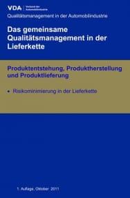 Korrektorat, Lektorat für eine Firmenpublikation des VDA