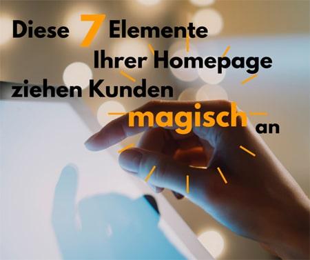7-magische-Elemente-deiner-Homepage