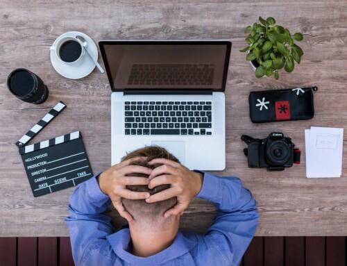 In 5 Schritten die Schreibblockade überwinden