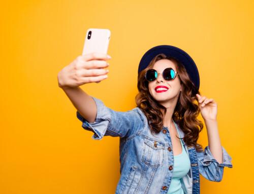 5 Tipps für perfekte Video-Selfies